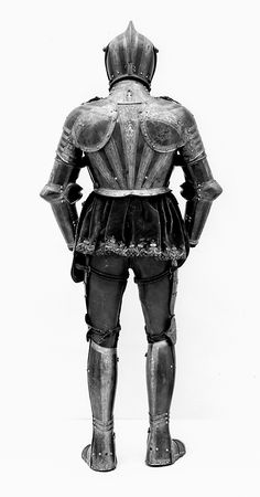 Armor for field and tournament | Date: ca. 1575–80 | Culture: Italian, probably Milan