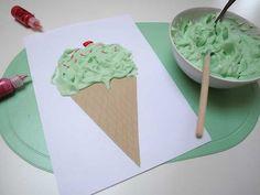 Knutselen met ijsjes - 12 lekkere, eh... leuke knutselideeën voor de zomer