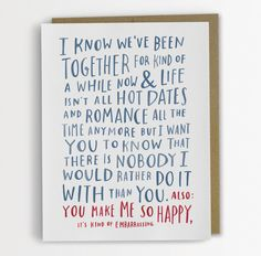 Awkward Cards by Emily McDowell