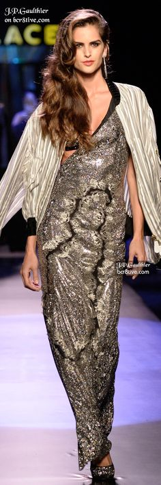 Jean Paul Gaulthier Spring 2016 Haute Couture