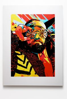 The Dead Wrestlers Society  Show Illustrations