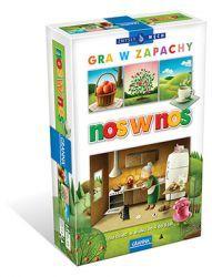 Gra w zapachy - nos w nos - Pomoce terapeutyczne, gry i zabawki edukacyjne - Kajkosz.pl - Specjalistyczny sklep internetowy