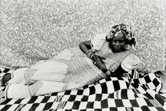 """Untitled,"" by Seydou Keïta."