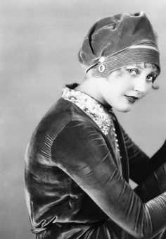 Thelma Todd, 1920's