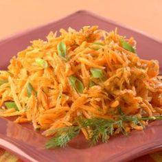 Lemony Carrot Salad - EatingWell.com