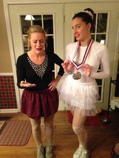 Tonya Harding and Nancy Kerrigan costumes!