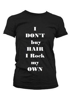 Natural Hair Shirts, Natural Hair Styles, T Shirts With Sayings, Cute Shirts, Black Girl Shirts, Afro Punk Fashion, Cool Graphic Tees, Statement Tees, Black Pride
