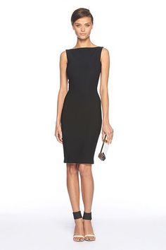 sweet little black dress