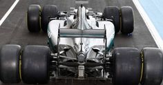 Mercedes test 2017 tyres for first time