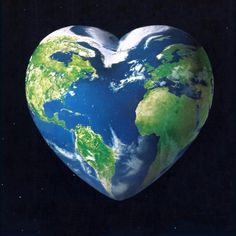 Image discovered by َ. Find images and videos about heart, green and icon on We Heart It - the app to get lost in what you love. We Are The World, Wall Collage, Mother Earth, Love Heart, Science Nature, Wallpaper, The Dreamers, Heart Shapes, Just In Case