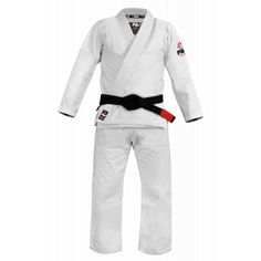Navy//Red Adidas Stars and Stripes Limited Edition Pearl Weave Gi