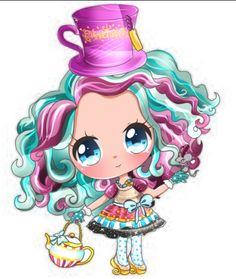 Madeline hatter ever after high so cute!