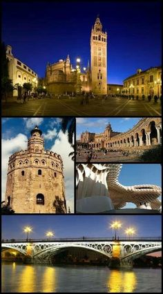 Top 3 days of my life. Very easy town to maneuver and enjoy. Don't miss the Alcazar! Great Places, Places To See, Beautiful Places, Cities, Sevilla Spain, Spain And Portugal, Andalusia, Spain Travel, Seville