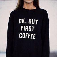 Свитер, джемпер & пуловер: как носить этой зимой?