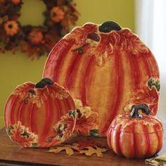 Harvest Blessings Dinnerware