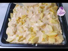 Juicy apple tart cake with a delicious sour cream sauce I Apple cake- Saftiger Apfelblechkuchen mit einer leckeren Schmand Soße I Apple cake Juicy apple tart cake with a delicious sour cream … - Protein Desserts, Protein Foods, Mug Cakes, Best Protein Shakes, Protein Shake Recipes, Pancake Healthy, Apple Tart Recipe, Pumpkin Seed Recipes, Sour Cream Sauce