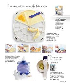 D couvrez la recette croissants party tupperware en image ap ritif tupperware et plus encore - Cuisiner avec tupperware ...