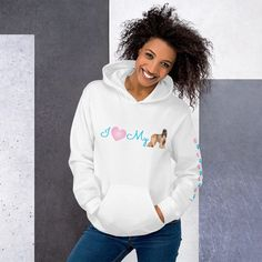 Hey there Vegan Queen, no need to tell everyone that your Vegan anymore, let this hoodie do it for you ; Everyone needs a cozy go-to hoodie to curl up in. This Vegan Queen hoodie is soft, smooth, and stylish. Its the perfect choice for cooler evenings! Tattoo Clothing, Hooded Sweatshirts, Hoodies, Dog Hoodie, Forever, Couture, Christen, Look At You, White Hoodie