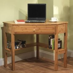 Bay Isle Home Mango Corner Writing Desk