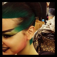 Maquiagem de Chloé Gaya #jacquesjanine