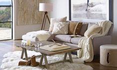 Uma das tendências em decoração é apostar no confortável. De acordo com o Pinterest, a decoração hygge está em alta. Veja como conseguir uma.