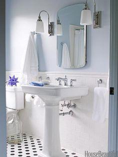 A Traditional Bathroom