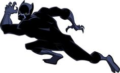 Black Panther Finally Joins The Avengers Animated Series