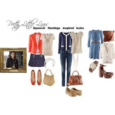 Pretty Little Liars - Spencer Hastings Inspired