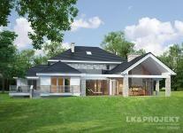 Projekty domów LK Projekt LK&1094