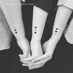 Matching Heart Temporary Tattoo (Set of Passendes Herz Tattoo Set) Cute Elephant Tattoo, Elephant Tattoo Design, Shape Tattoo, Tattoo Set, Tattoo Of Love, Love Heart Tattoo, X Tattoo, Tattoo For Son, Sibling Tattoos
