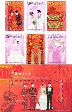 Hong Kong - Chinese & Western Wedding Dress 2013
