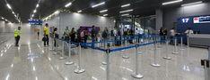 Aeroporto Internacional de Belo Horizonte - Confins/MG. Embarque no portão 17.