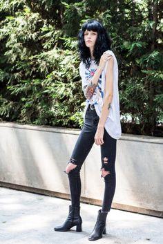 Milan Menswear Street Style - June 16 2017 - Spring Summer 2018