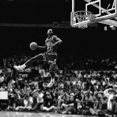 Classic MJ. Anyone can dunk, learn how - https://tinyurl.com/ycjv49xk
