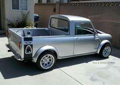 Mini Cooper S, Mini Cooper Classic, Classic Mini, Classic Cars, Weird Cars, Cool Cars, Vespa, Dirt Track Racing, Drag Racing