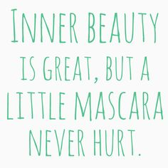 For more quotes check http://www.eatpurelove.nl/quotes/ #quote #quotes #quoteoftheday #beauty #innerbeauty #drhauschka #eatpurelove #mascara