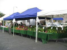 Sunday is market day at Wellington Square Farmers Market in Los Angeles 9am - 1pm http://www.farmersmarketonline.com/fm/WellingtonSquareFarmersMarket.html