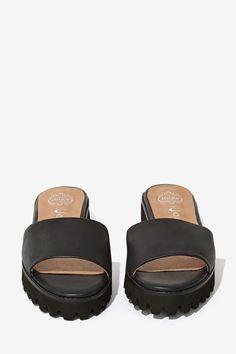 Jeffrey Campbell Doheney Leather Sandal
