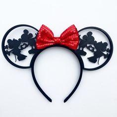 Mickey + Minnie Ears – Imaginex Ears