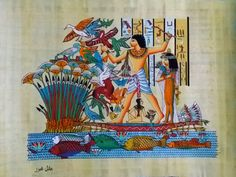 http://g01.a.alicdn.com/kf/HTB16Rv1KVXXXXbfXpXXq6xXFXXXG/Wall-Decor-font-b-Egyptian-b-font-Papyrus-Hunting-Hand-font-b-Painting-b-font-on.jpg