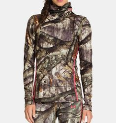Women's ColdGear® Infrared EVO Scrunch Neck