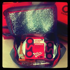 OSO Cool Bags - often up for grabs in our social media competitons