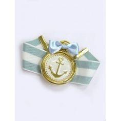 画像1: 【SALE】MILK / Marineブレスレット (1) // marine bracelet by lolita / otome fashion brand MILK on Closet Child