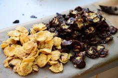 Madgudinden: Mælkefri påskeæg med marcipan og nougat