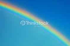 Stock Photo : Rainbow