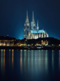 Cologne's Cathedral, Germany:
