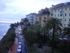 Imperia, Liguria. Italy