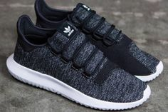 finest selection 44d4e 98ffe adidas Tubular Shadow Knit Drops in Black Adidas Donna, Sneaker Bianche,  Sneakers Adidas,