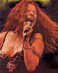 Take a minute and listen to Janis Joplin singing Little Girl Blue on Tom Jones show--it's quite beautiful: http://www.youtube.com/watch?v=FVpDOIPx_sY