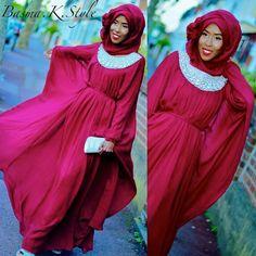 Arabic Style : BASMA K. ARABIC FASHION